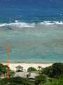 奄美大島・大浜海岸の珊瑚礁