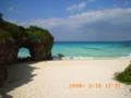 2月の砂山ビーチ