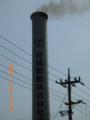 宮古島製糖所の煙突