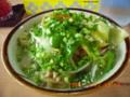 石垣島名物の野菜そば