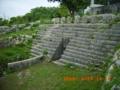 宮古島の按司の墓は独特です
