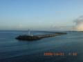 那覇の港から奄美群島へ