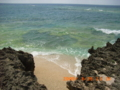 粟国島・西の浜