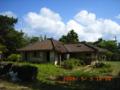 伊是名島の旧家