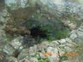 伊是名御嶽にある井戸