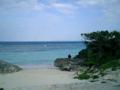 2004.1.14波照間島/ニシ(北)の浜