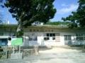 2004.1.14波照間島/公民館・ムシャーマの舞台