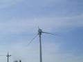 波照間島の風力発電