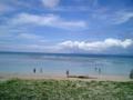 日本で一番好きな浜・ニシ(北)浜風景