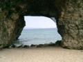 初めての宮古島・砂山ビーチ