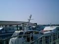 黒島港ターミナル(2005.1.27)