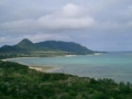 冬の石垣島・玉取崎から明石方面