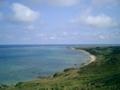 冬の石垣島・平久保崎から平野海岸方面