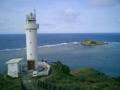冬の石垣島・平久保灯台