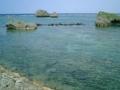 大神島・東部サンゴ礁(2005.5.20)