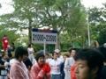 那覇マラソン20000台は最後方の初参加の人たち!