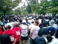 那覇マラソン・奥武山公園での長い待ち時間