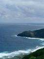 久米島・比屋定バンダから東シナ海とハテの浜方面