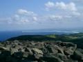 久米島で一番の絶景ポイント・宇江城城跡から