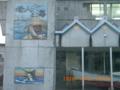 「老人と海」の舞台だった久部良集落の保存館