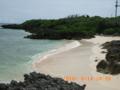 波照間島・ブドゥマリ浜