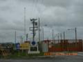 沖縄市泡瀬の米軍通信基地