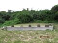 石垣島・大浜海岸の海の拝所