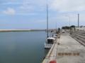 八重瀬町・港川漁港