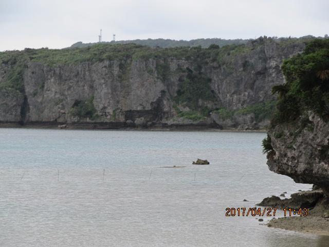 伊計島の海