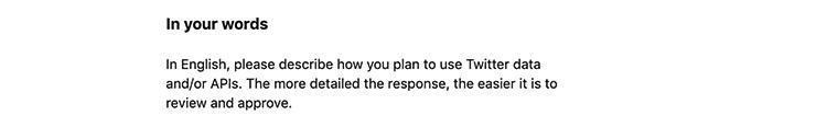 Twitter botの作り方 Botの利用目的