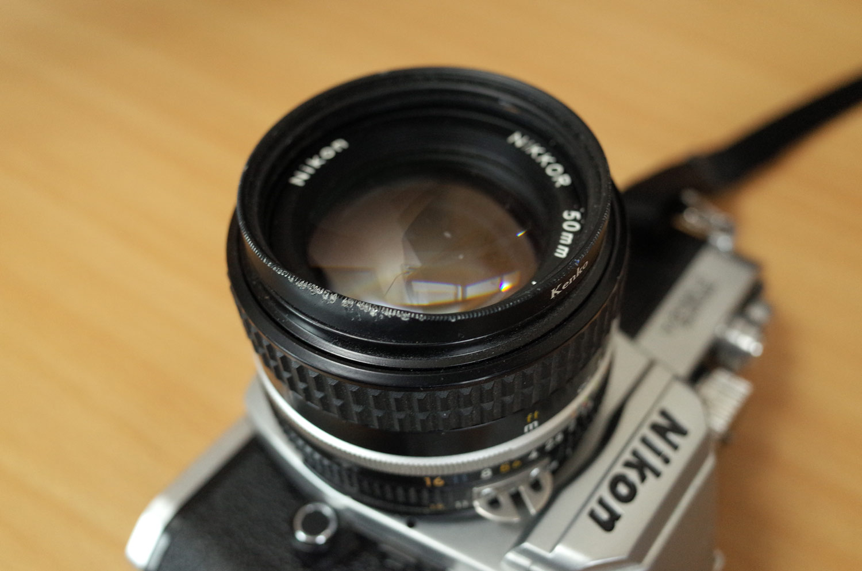 ニコン FM3A レンズ