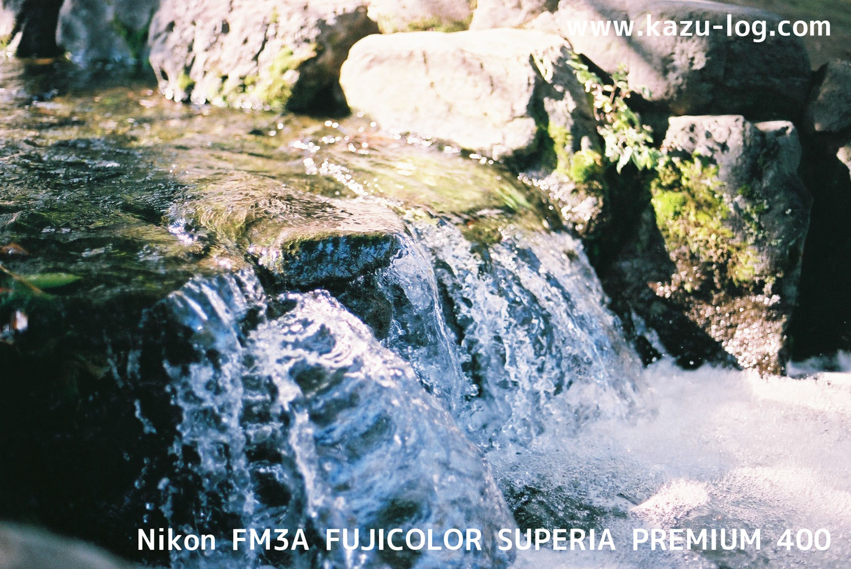 小川(Nikon FM3A)