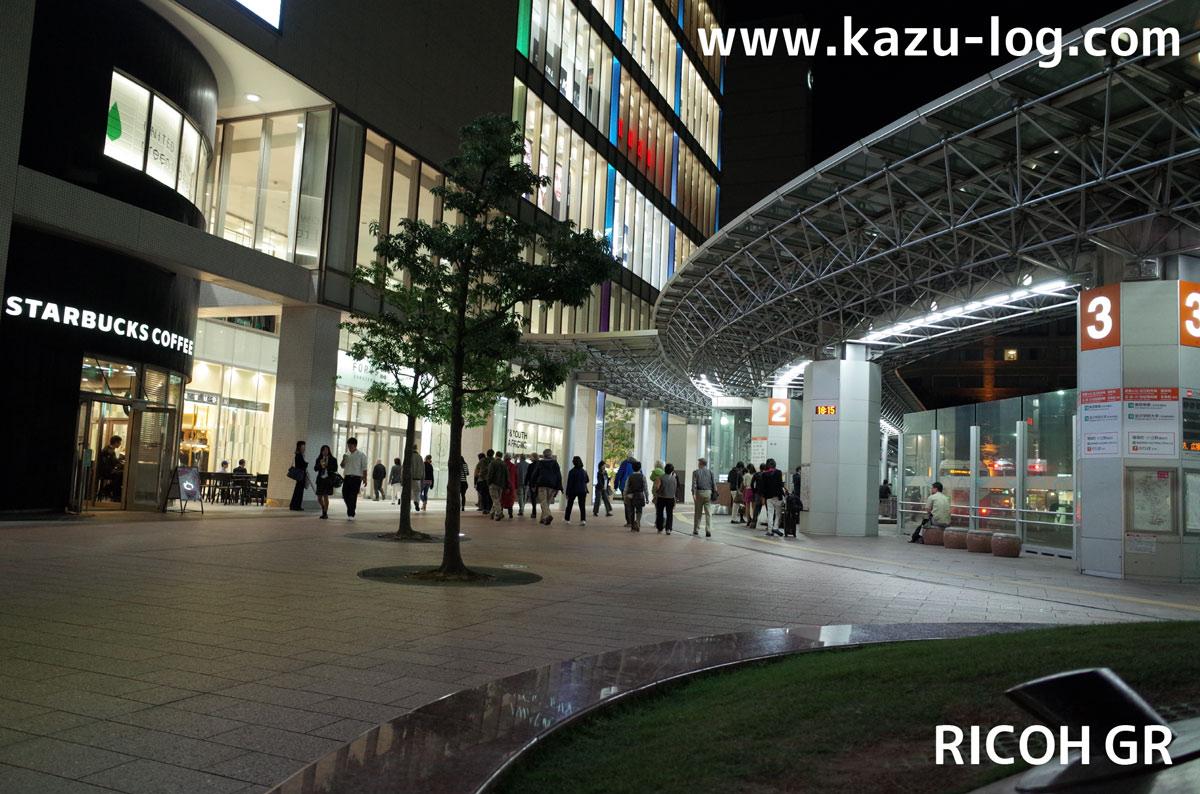 金沢駅のスターバックスコーヒー