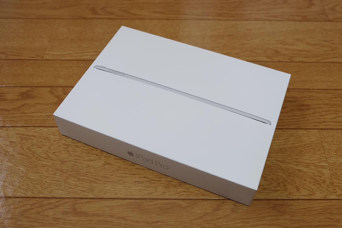 iPad Pro 9.7 パッケージ