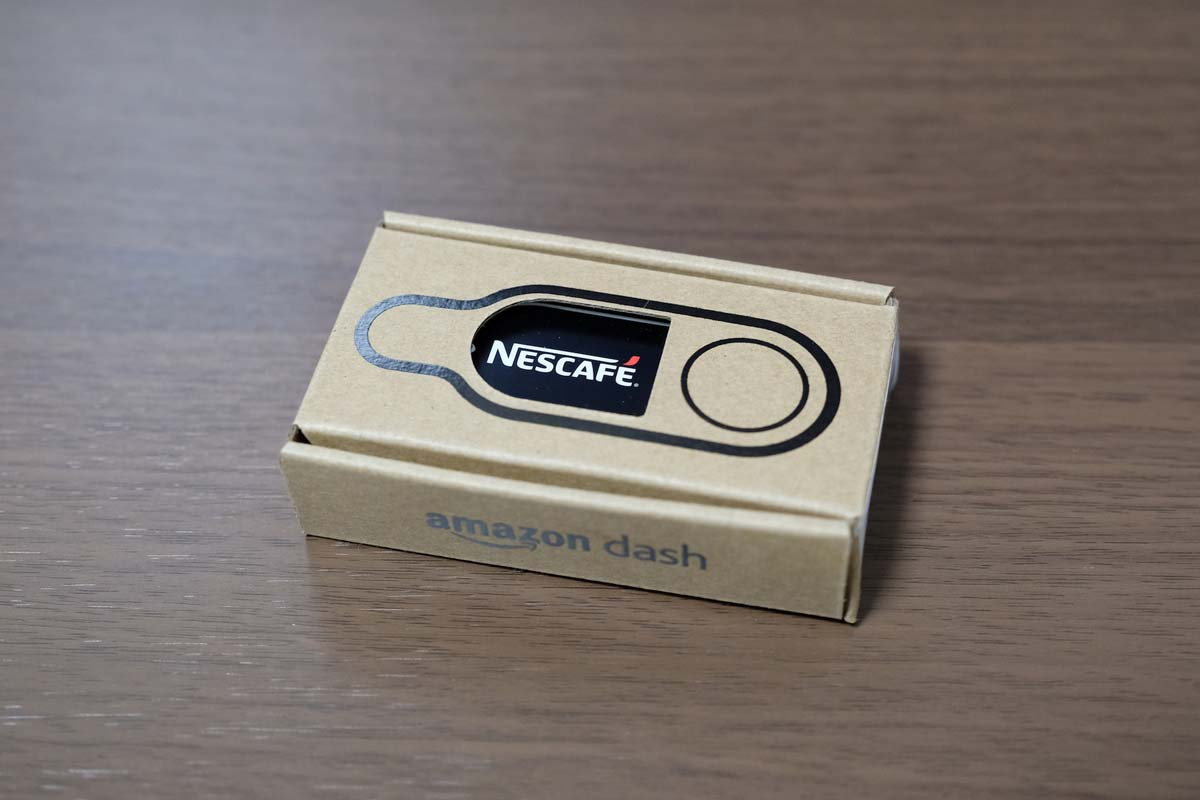 Amazon Dash Button 外装