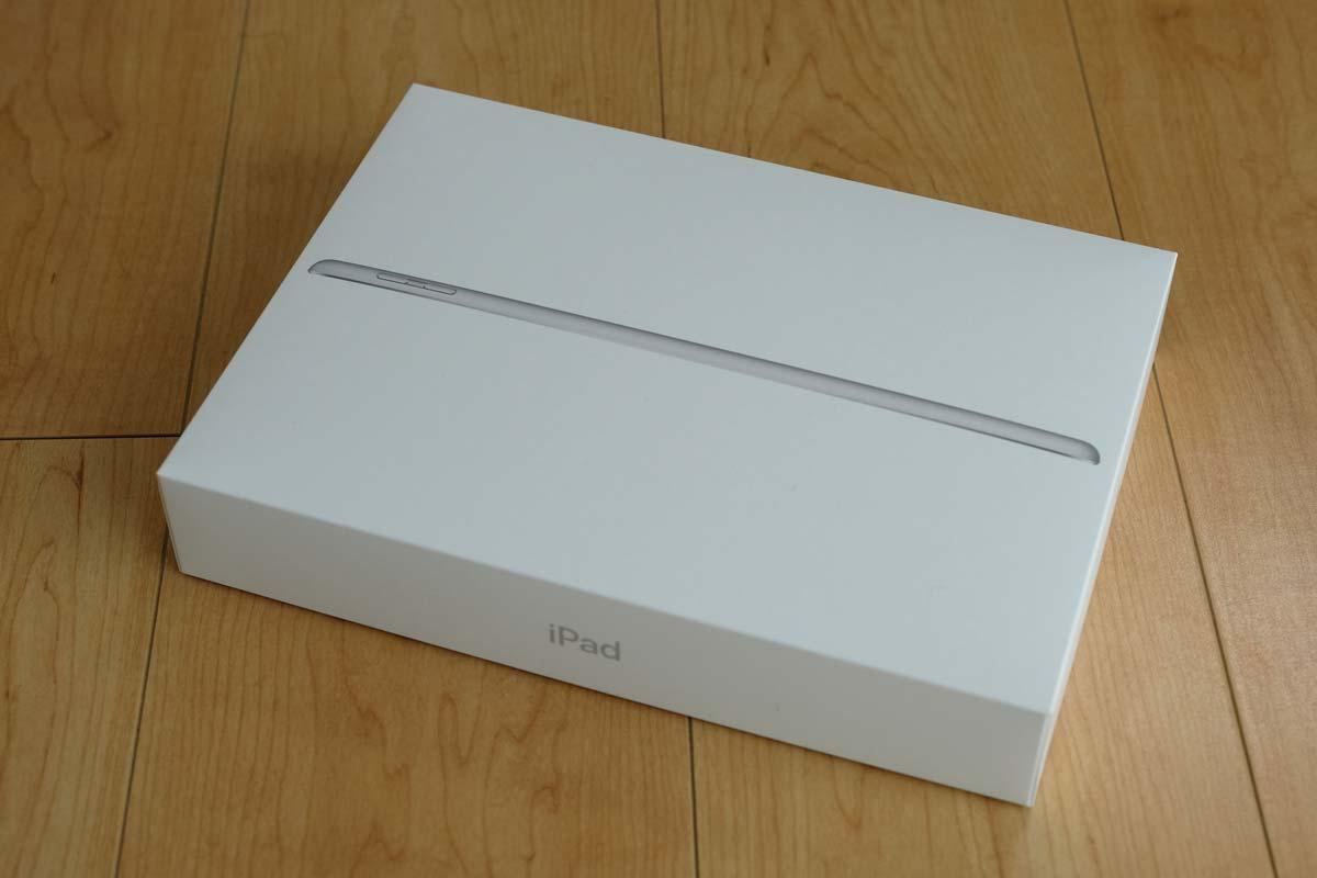 iPad(第5世代)箱