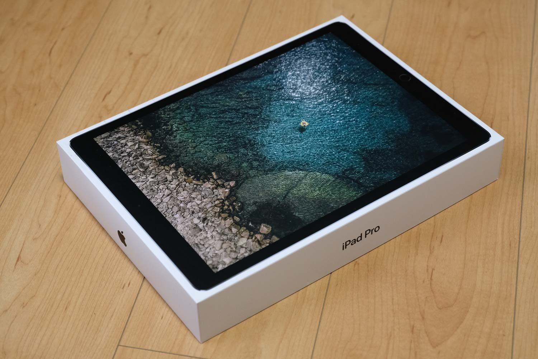 iPad Pro 12.9(第2世代) パッケージ