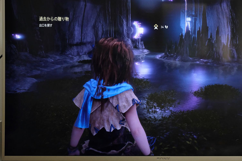 4K HDR-OFF Horizon Zero Dawn(ホライゾン)