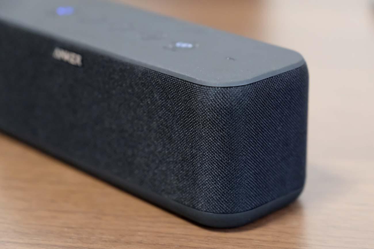SoundCore Boost スピーカーグリル素材