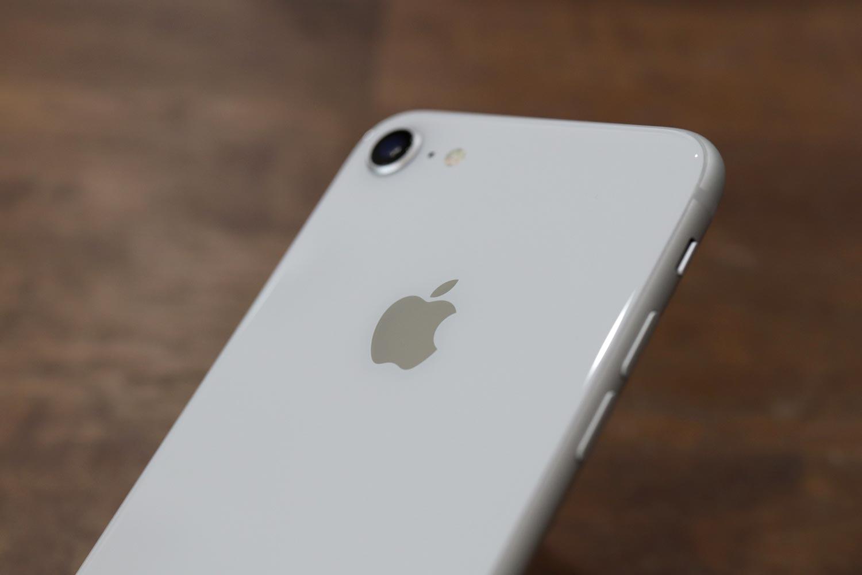 iPhone 8 本体デザイン