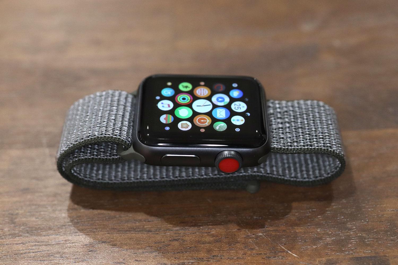Apple Watch 3 セルラーモデル