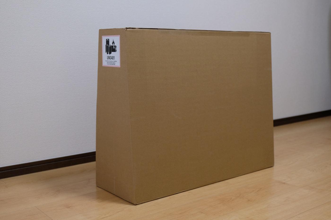 27インチiMac 5K 箱