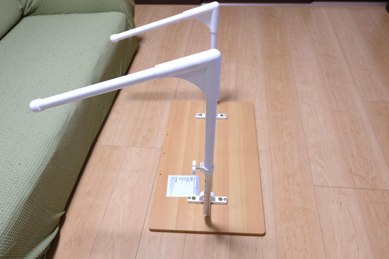 サイドテーブルの組み立て1
