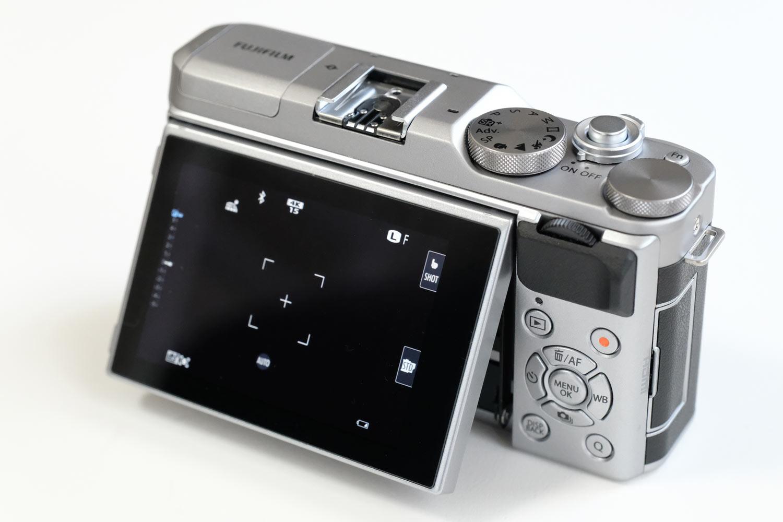 FUJIFILM X-A5 液晶画面