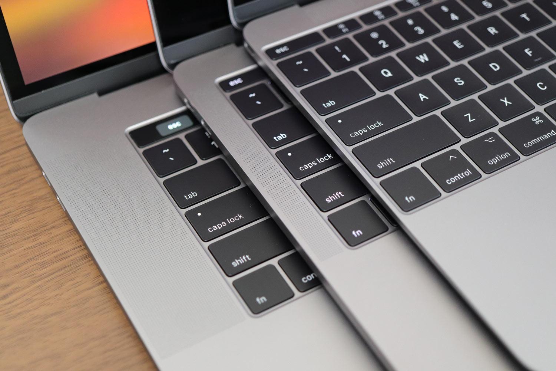 MacBookシリーズ スピーカー比較