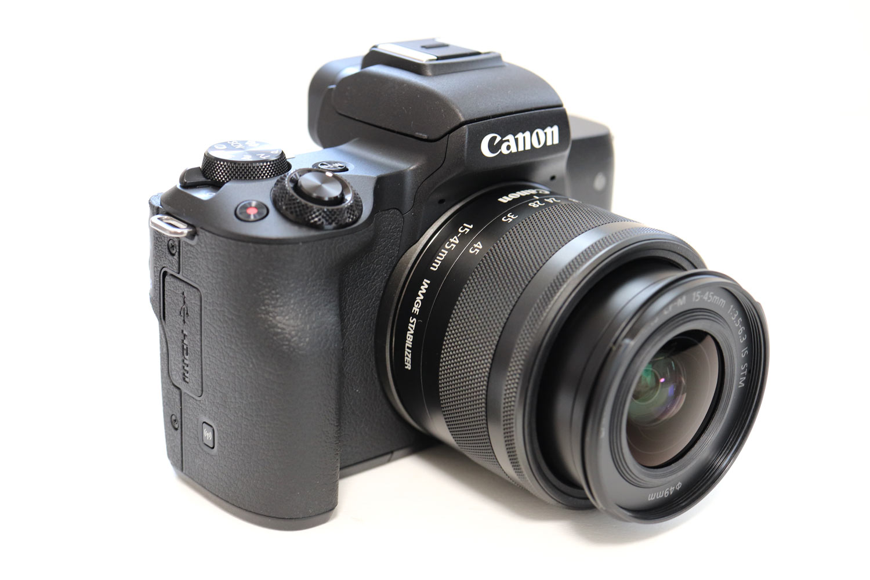 EF-M15-45mm 撮影スタイル