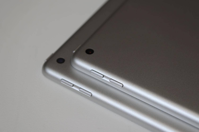 iPad 第6世代 vs 第5世代 カメラ比較