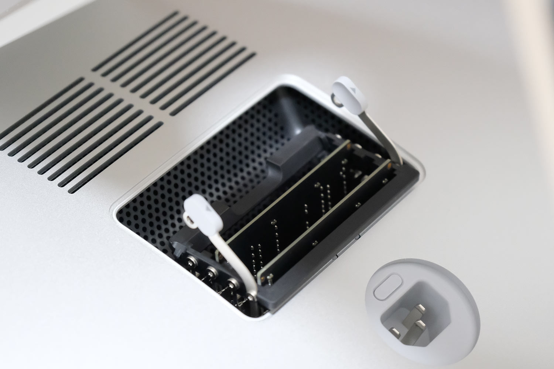 iMac メモリ換装