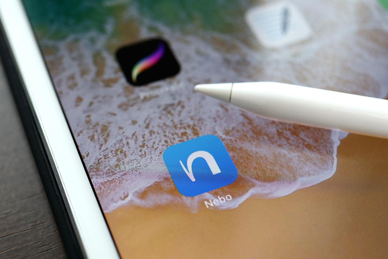 手書きアプリ Nebo
