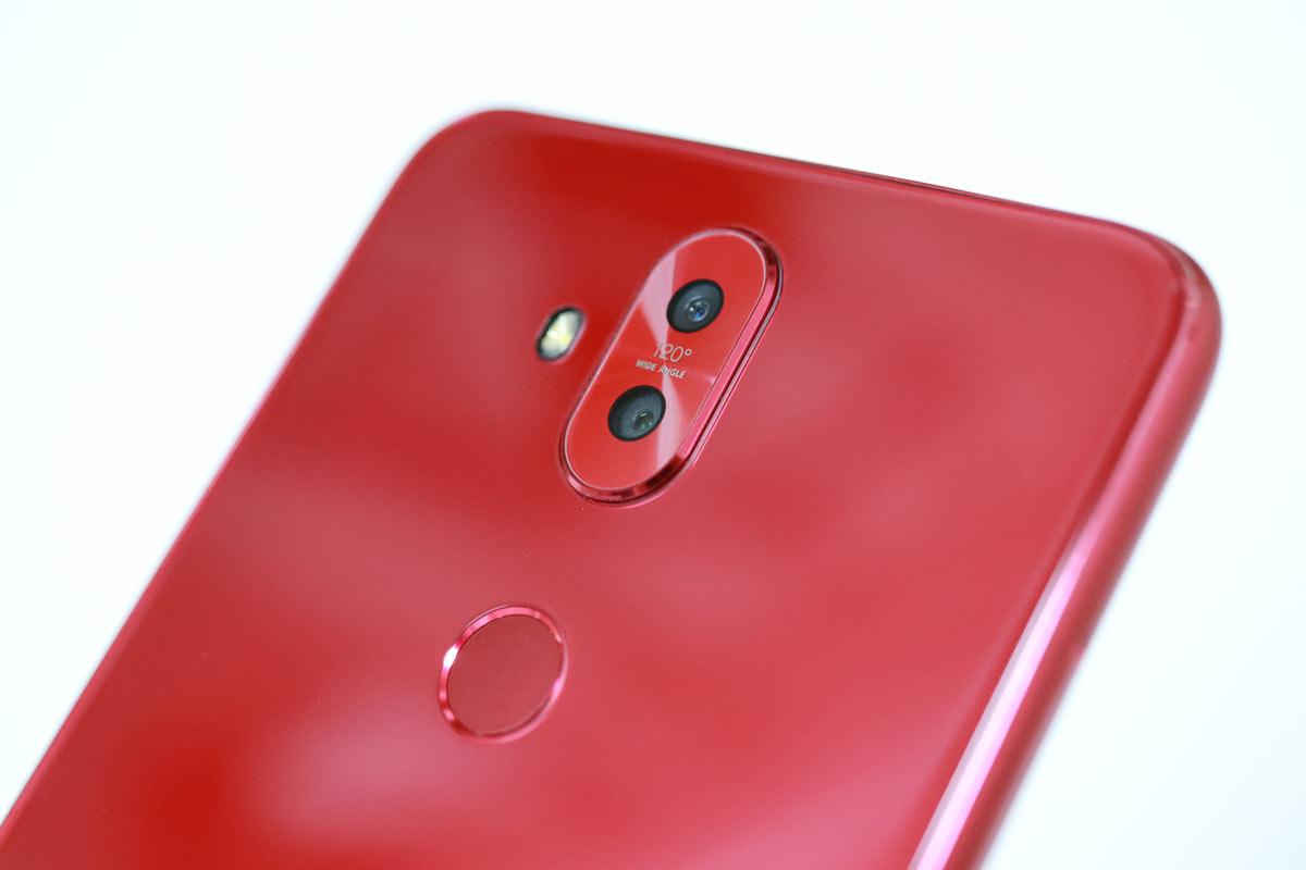 Zenfone 5Q デュアルカメラ